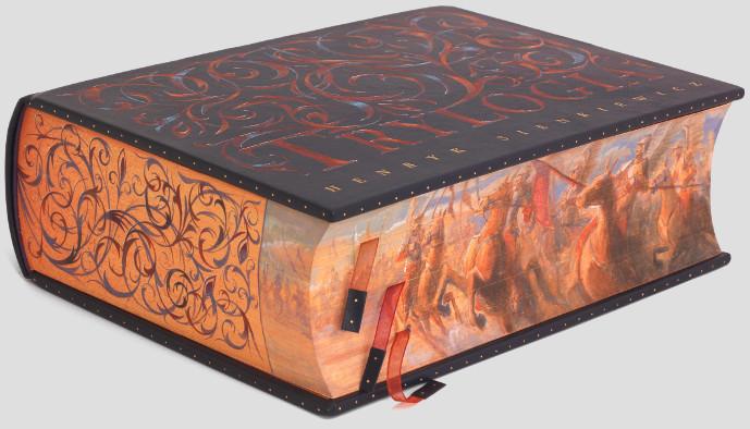 Sienkiewicz, Trylogia - first edition rarebook