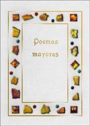 Poemas mayores of St. John of the Cross special published by Kurtiak & Ley In 38 numbered copies. Ten of them are decorated with precious stones.