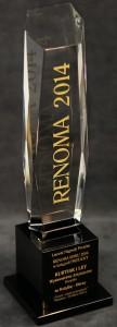 Renoma 2014 nagroda