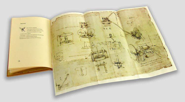 """Leonardo da Vinci """"Fraszki i przysłowia"""""""