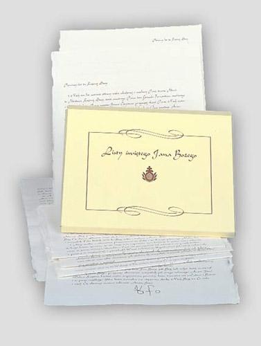 Letters of St. John of God