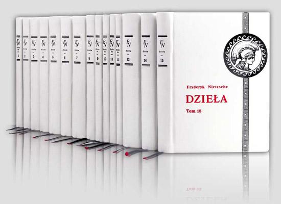 """Nietzsche """"Dzieła"""""""